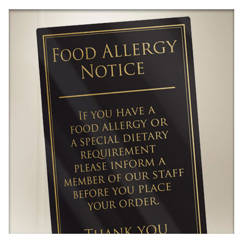 Allergy Signs