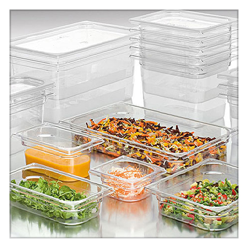 Gastronorm Containers - Polycarbonate