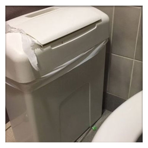 Sanitary Disposal