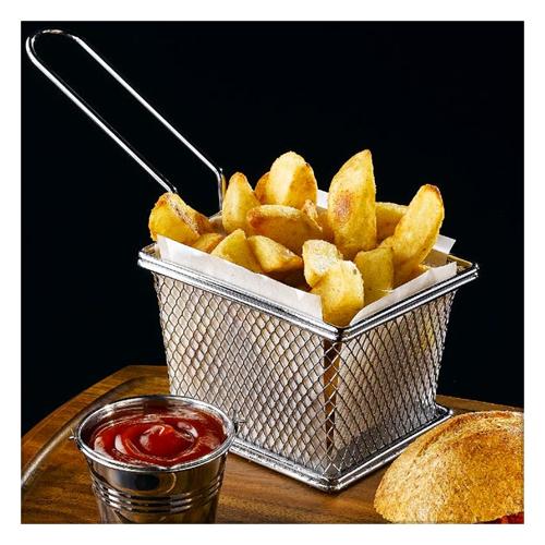 Serving Fry Baskets