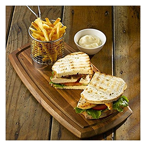 Wooden & Slate Serving Platters