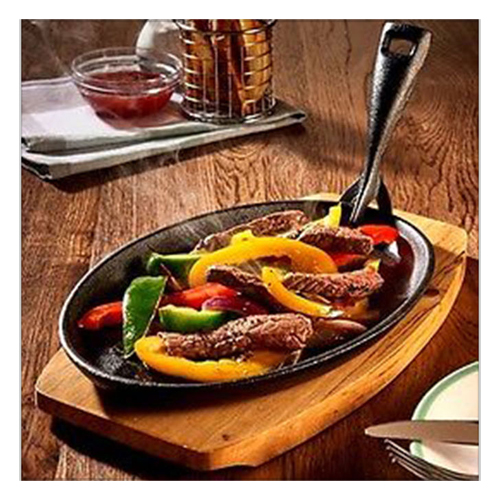 Sizzlers & Skillets
