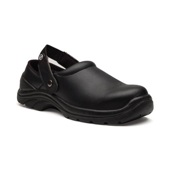 Toffeln Safety Lite Clog Size 7