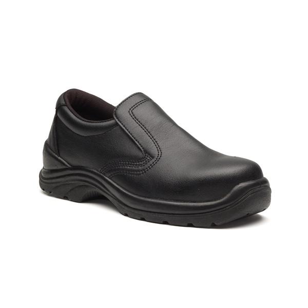 Toffeln Safety Lite Slip On Shoe Size 6