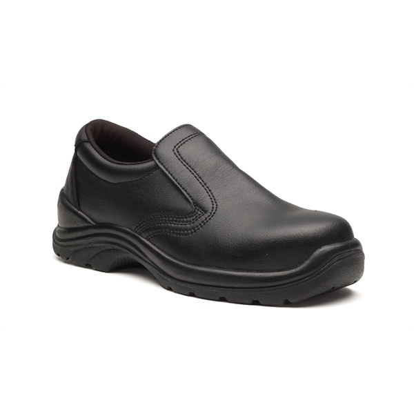 Toffeln Safety Lite Slip On Shoe Size 8