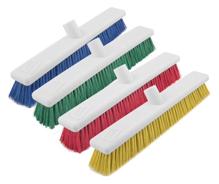 """12"""" Washable broom - soft bristles (Available in 4 Colours)"""