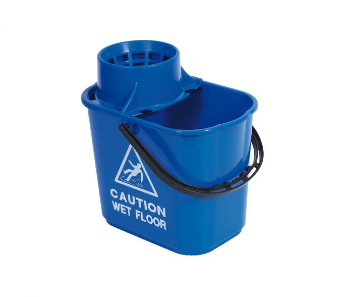 15 Litre Professional Bucket & Wringer (Available in 4 Colours)