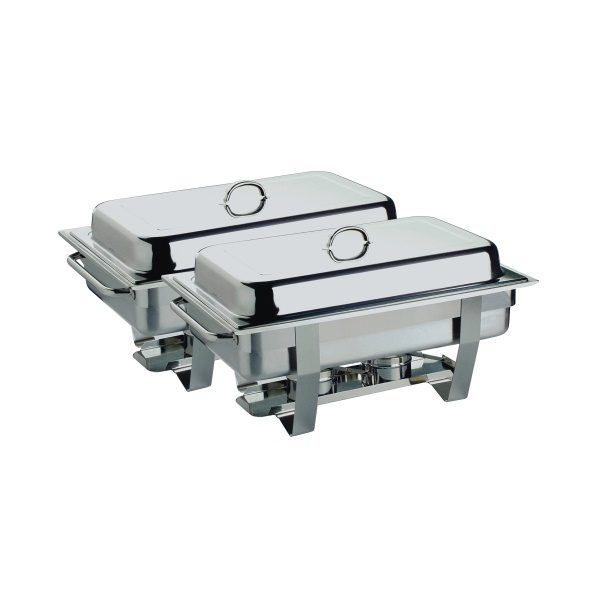 Twin Pack 1/1 Economy Chafing Dish