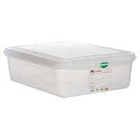 GN Storage Container 1/2 200mm Deep 12.5L