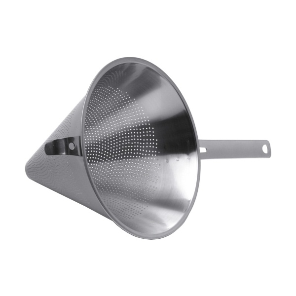 """S/St. Conical Strainer 10"""""""