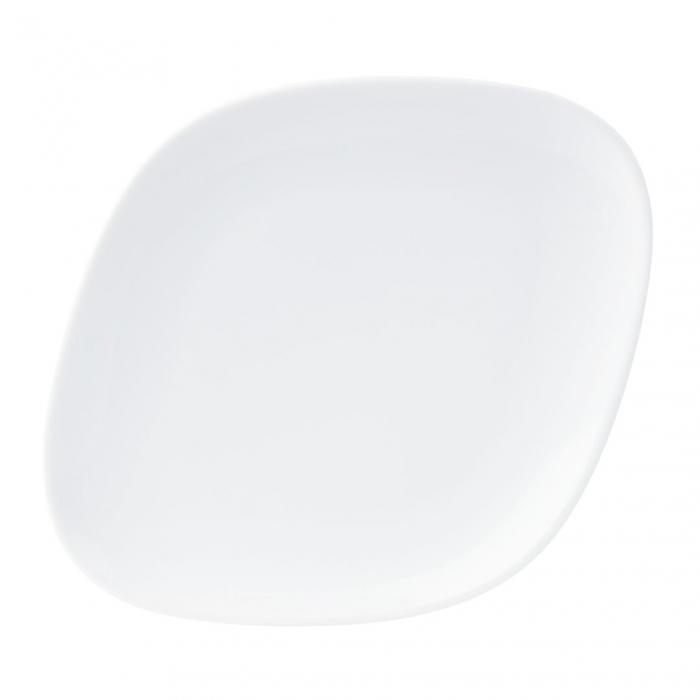 Perspective Diamond Dinner Plate 26.5cm/10.5''