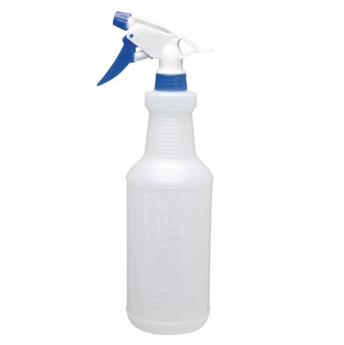 Colour-Coded Spray Bottle 750ml (Available in 4 Colours)