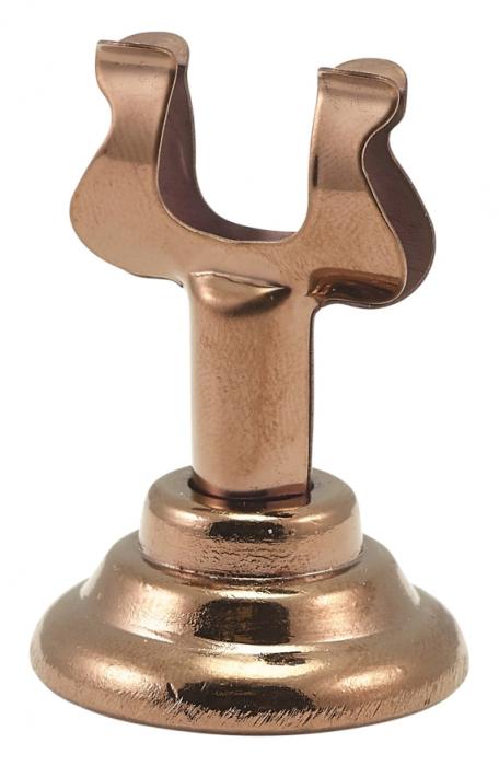 """Antique Copper Menu/Table No.Clip 1.5"""" Tall"""