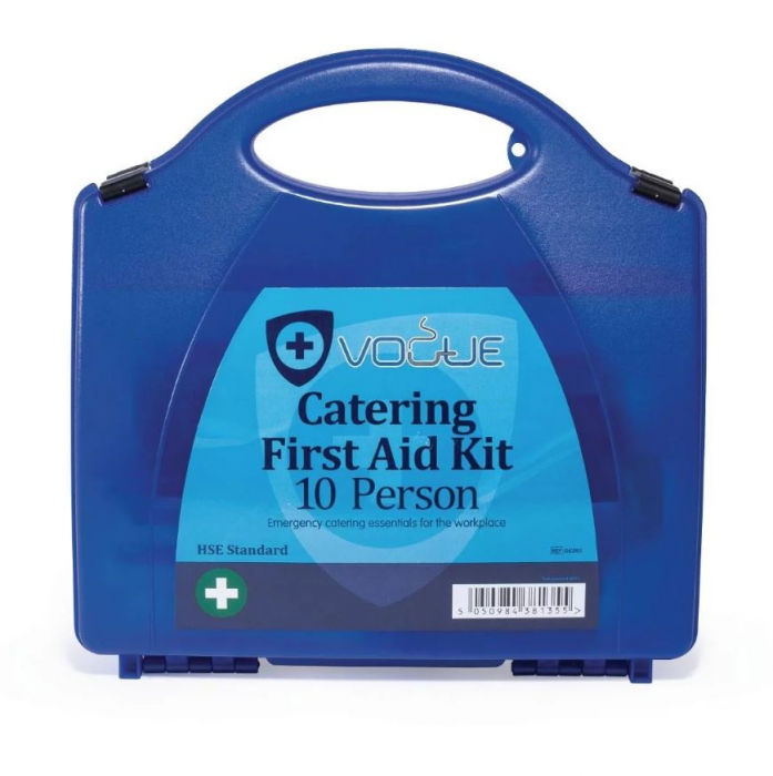 HSE First Aid Kit Catering (3 Size Options)