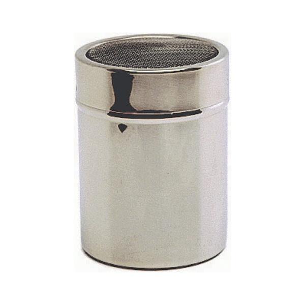 S/St.Shaker With Mesh Top (Plastic Cap)