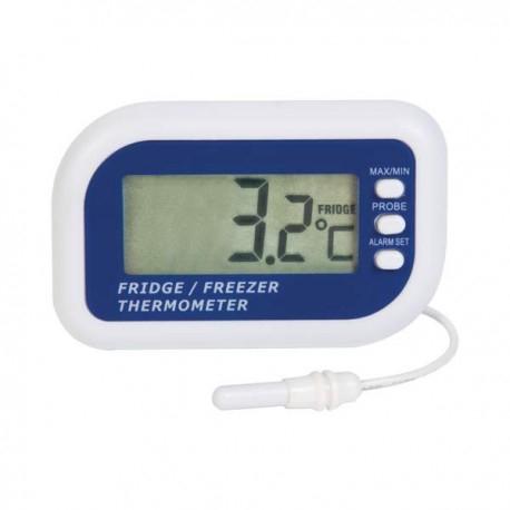 Fridge/Frezzer Thermometer with internal & external temperature sensors