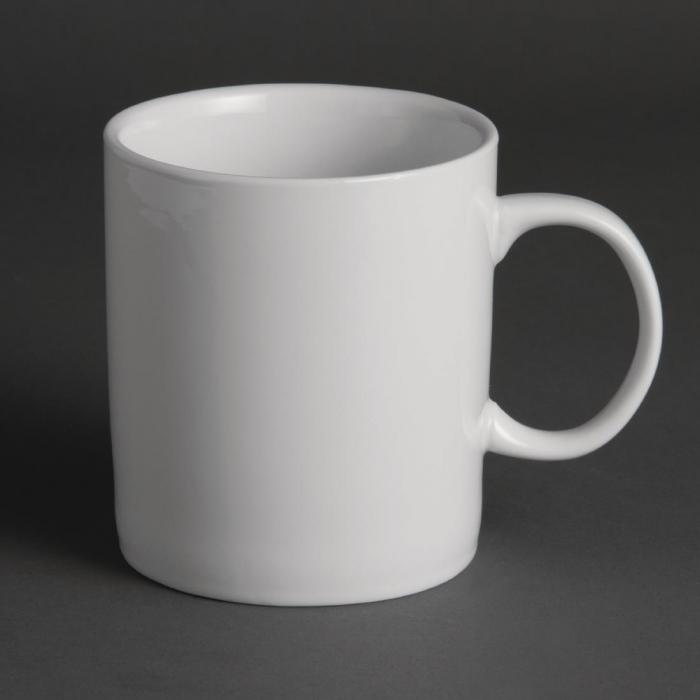 Olympia Large Mug White - 480ml 17oz (Box 12)