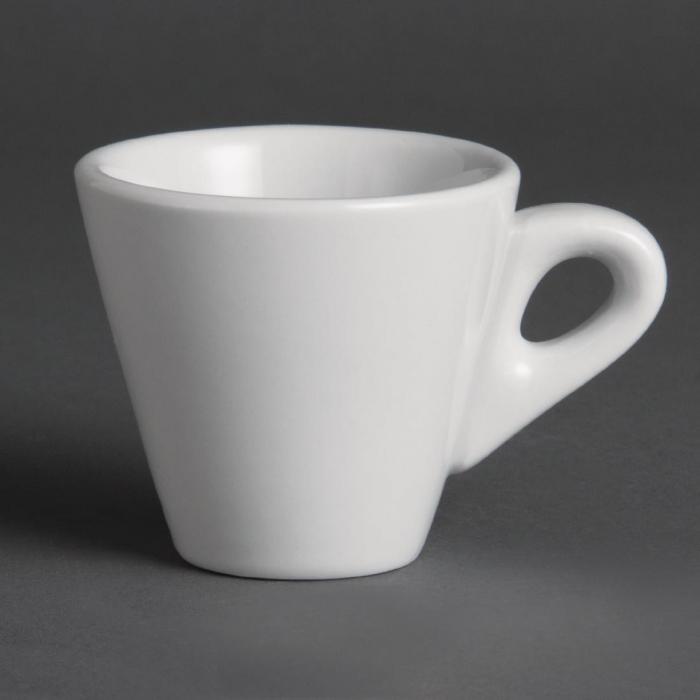 Olympia Espresso Cup White - 60ml 2oz (Box 12)