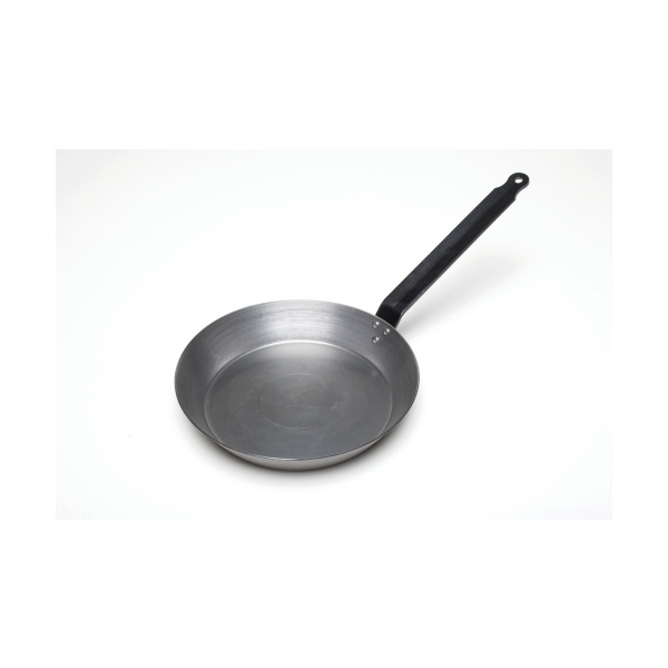 "Genware Black Iron Frypan 10""/259mm"