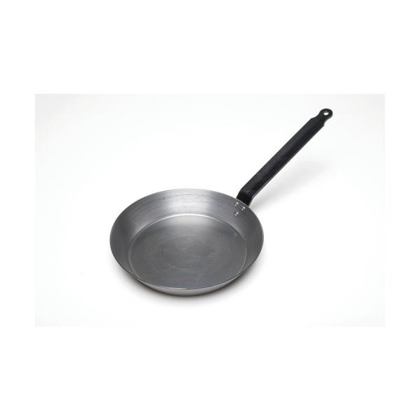 "Genware Black Iron Frypan 8""/199mm"