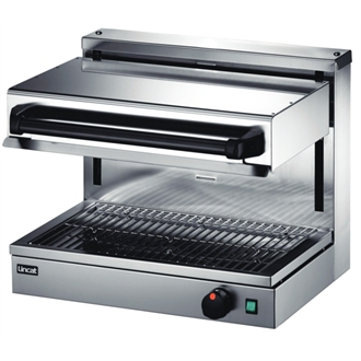 Lincat Silverlink 600 Electric Counter-top Adjustable Salamander Grill - W 600 mm - 2.8 kW
