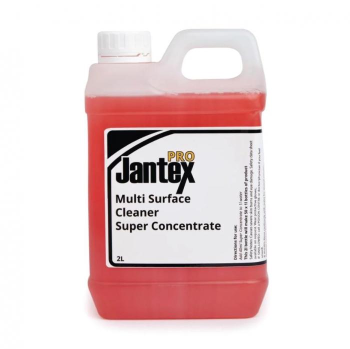 Jantex Pro Multi-Surface Cleaner Super Concentrate 2 Litre