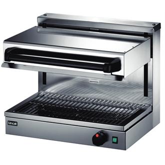 Lincat Silverlink 600 Electric Counter-top Adjustable Salamander Grill - W 600 mm - 4.5 kW