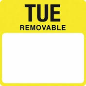 Removable Day Labels Tuesday