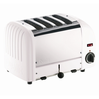 Dualit Bread Toaster 4 Slice White