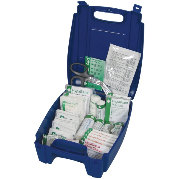 BSI Catering First Aid Kit Medium (Blue Box)
