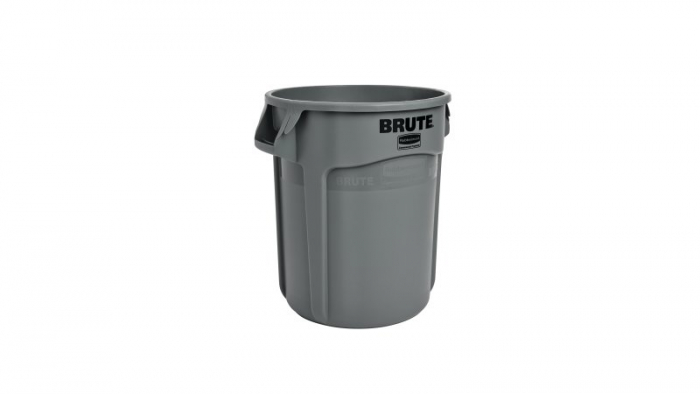 Rubbermaid Brute Container Grey 75L