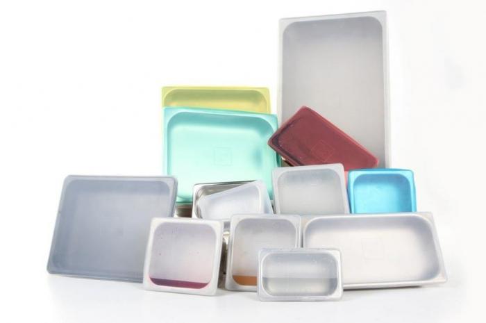 1/6 Flexsil-lid Silicon Lid Various Colour Options
