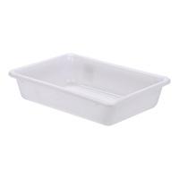 Polyethylene Food Storage Tray 2L