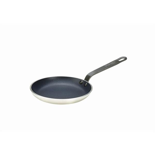 Non Stick Teflon Aluminium Blinis Pan 15cm