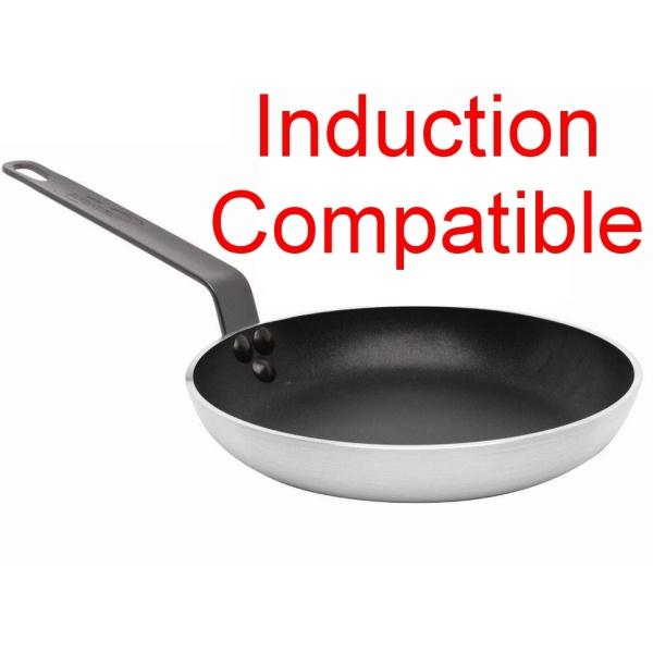 Non Stick Teflon Aluminium Induction Frying Pan 26cm