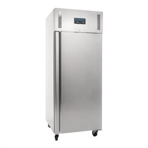 Polar Gastro Freezer Single Door Upright St/St - 600Ltr 21cu ft