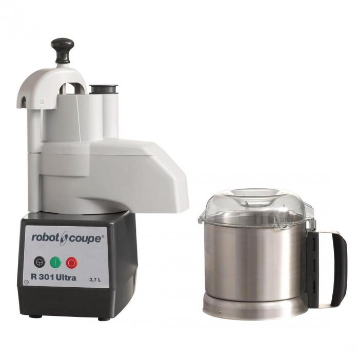 Robot Coupe Food Processor and Veg Prep Machine R301D Ultra