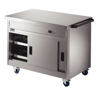 Lincat Panther 800 Series Free-standing Hot Cupboard - Plain Top - W 1205 mm - 1.5 kW