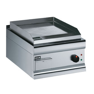Lincat Silverlink 600 Electric Counter-top Griddle - Steel Plate - W 450 mm - 2.7 kW