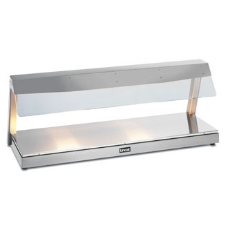 Lincat Seal Counter-top Heated Display with Gantry - 4 x 1/1 GN - W 1470 mm - 2.75 kW