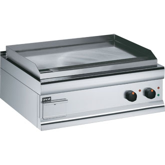 Lincat Silverlink 600 Electric Counter-top Griddle - Steel Plate - W 750 mm - 6.0 kW