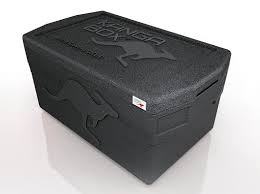 Kangabox  530X325MM INTERNAL 217MM BLACK