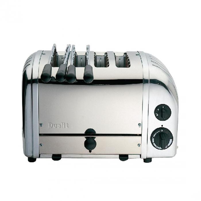 Dualit 2 x 2 Combi 4 Slice Toaster