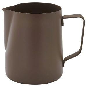 Non-Stick Brown Milk Jug 340ml/12oz