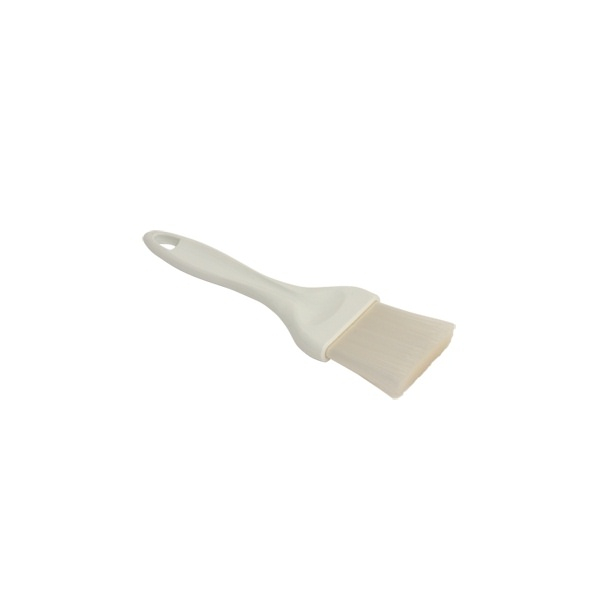 "Pastry Brush W/ Nylon Bristles 2"" Flat"