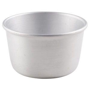 Aluminium Pudding Basin 180ml