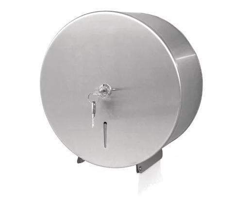 Stainless Steel Jumbo Roll Tissue Dispenser