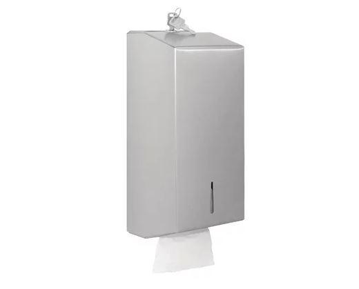 Stainless Bulk Pack Tissue Dispenser