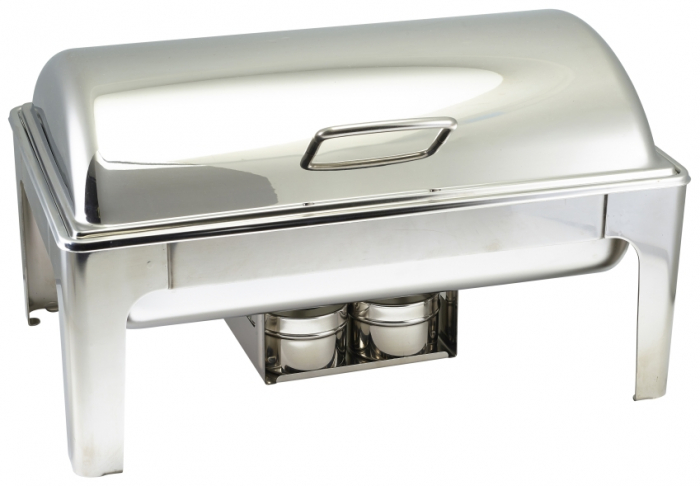 Spring Hinged Chafing Dish GN 1/1