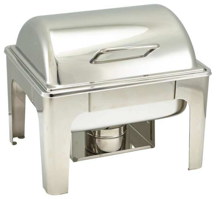 Spring Hinged Chafing Dish GN 1/2